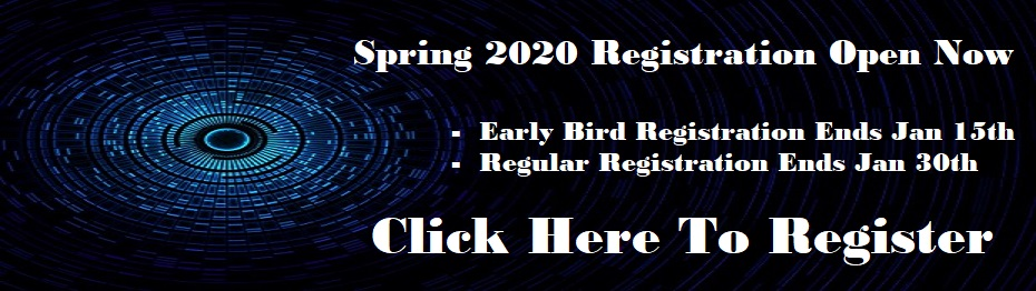 2020 Spring Soccer Registration