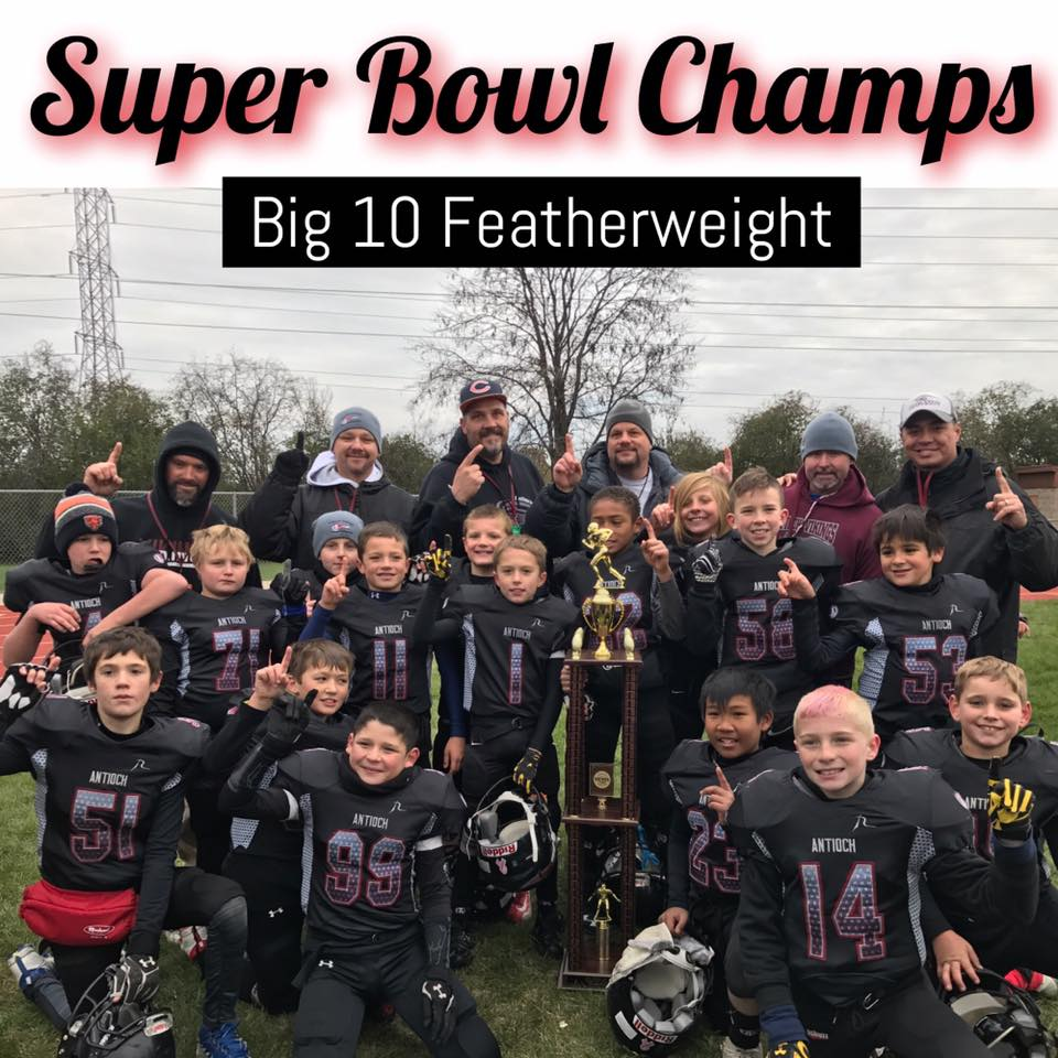 2017 Big10FW Super Bowl Champions